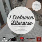 """I Certamen Literario """"Relatos con Huella"""" en Albacete"""
