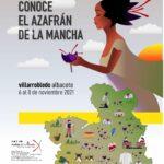 El curso 'Conoce el Azafrán de La Mancha' tendrá lugar en el municipio albaceteño de Villarrobledo