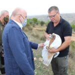 El Centro de Recuperación de Fauna Salvaje de Albacete ha reintroducido al medio natural a 200 animales este año