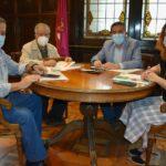 La Diputación de Albacete muestra su apoyo a iniciativas de la Federación Territorial de C-LM 'Don Quijote' UDP