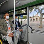 La iniciativa 'Albacete en Bus' ha tenido una buena acogida en la ciudad