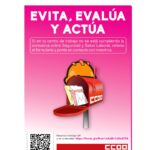 """CCOO Albacete presenta un nuevo canal para denunciar de forma """"anónima"""" incumplimientos de seguridad y salud laboral"""