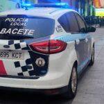 Ocho nuevos vehículos de renting para la Policía Local de Albacete