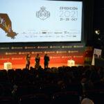 El director, Aitor Merino visita Abycine con su película 'Fantasia'