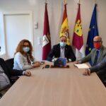 El alcalde de Albacete agradece la labor de Cruz Roja por atender a casi 19.000 personas en la pandemia