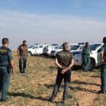 En busca de cebos envenenados en cotos de caza de la provincia de Albacete