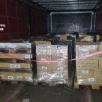 Detenida una persona por sustraer un camión de gran tonelaje cargado de productos de cosmética
