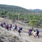 San Pedro, siguiente destino de las Rutas de Senderismo de la Diputación Provincial