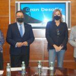 ADECA, la UCLM y el Ayuntamiento de Albacete ponen en marcha un programa para jóvenes emprendedores que promueve la igualdad