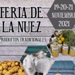 El municipio albaceteño de Nerpio recupera su 'Feria de la Nuez y Productos Tradicionales'